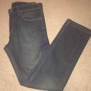 Levis Slim Straight my Dark Wash Jeans 32x32